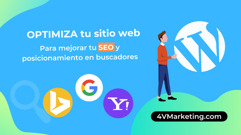 optimización de sitios web